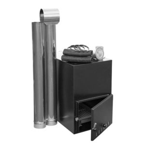 bilde Utvendig ovn aluminium 35kW