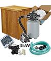Elektrisk 3kW (230V)