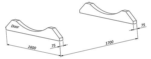 bilde S2-Plassering av bein til badstue