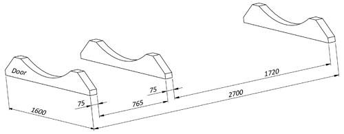 bilde S3P-Konsoler anvisning för bastutunna