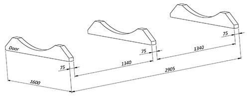 bilde S3V-Plassering av bein til badstue