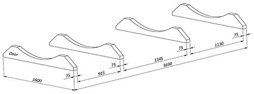 bilde S4P-Plassering av bein til badstue