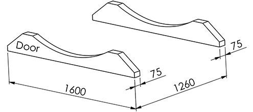 bilde s16e-Plassering av bein til badstue