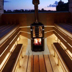 bilde Led lys til badstue