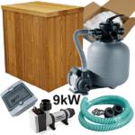 Elektrisk Oppvarmingssett på 9 kW
