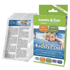 bilde KiddyPool desinfeksjon 5 x 25ml